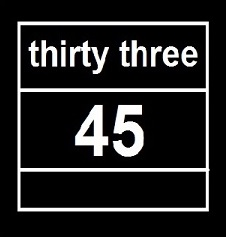 thirty three - 45