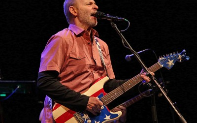 Grit, Noise & Revolution ( MC5 & Other Tales)  an evening with Wayne Kramer