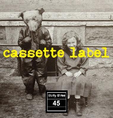 Cassette Label