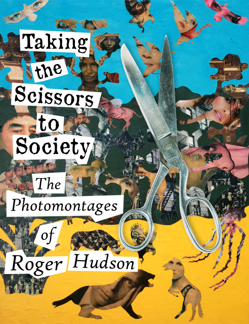 Roger Hudson Book Launch – TAKING THE SCISSORS TO SOCIETY