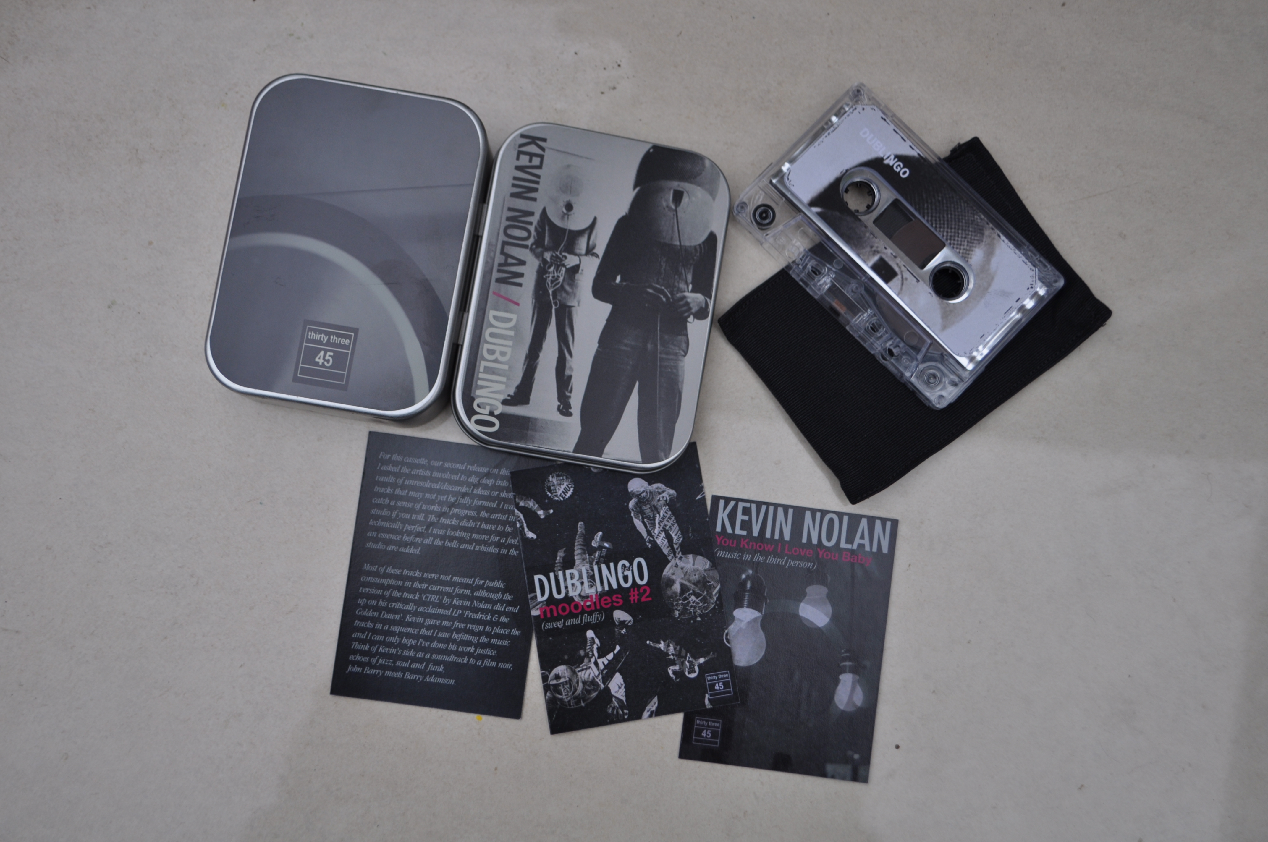 Kevin Nolan / Dublingo