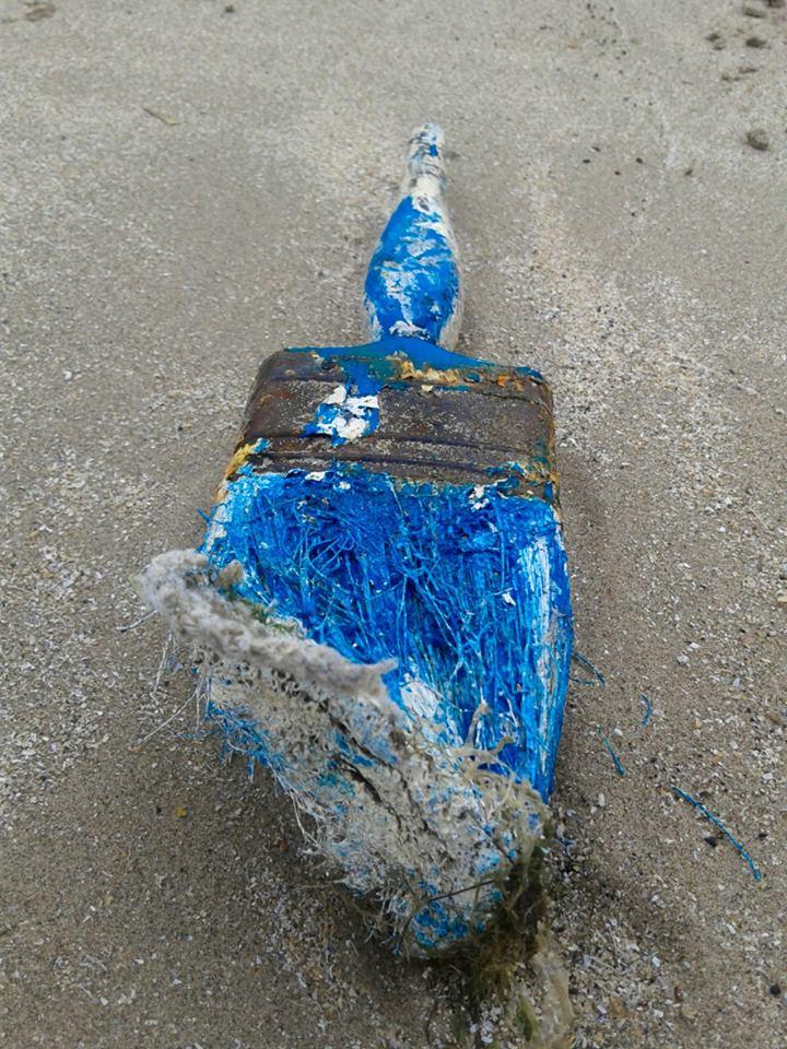 Blue Brush incident. Balbriggan