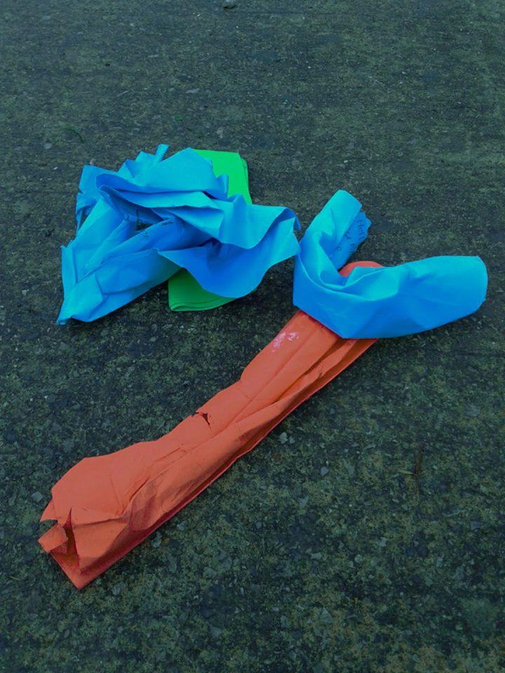 Origami Penis. Drogheda