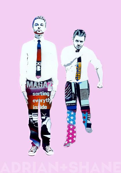 Adrian & Shane