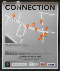 Connection – Offsite exhibition curated by Brian Hegarty in Association with the Droichead Arts Centre